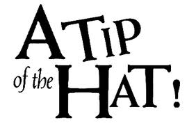 Supply Chain Matters Tip of the Hat Award