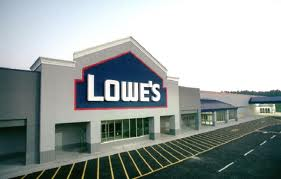 Lowe's retail outlet
