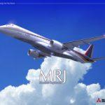 Mitsubischi MRJ jet