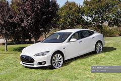 Telsa Motors Model S