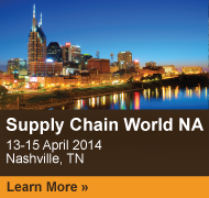 Supply Chain World 2014 North America Conference