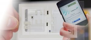 Thinfilm NFC Enabled Smart Label