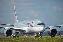 Qatar Airways A350WB
