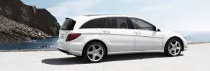 Mercedes R-Class SUV