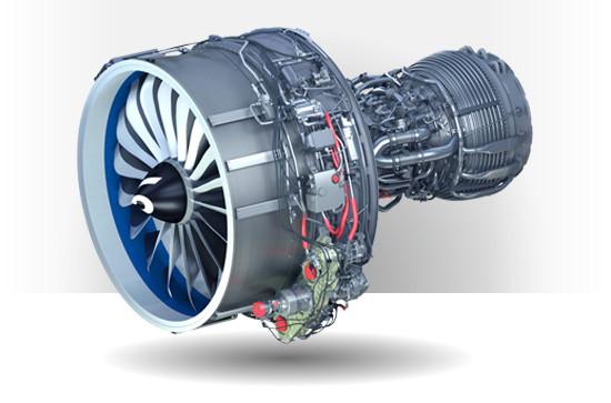 GE-CFM CFM56 LEAP engine
