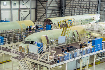 Airbus Mobile Alabama Manufacturing Facility