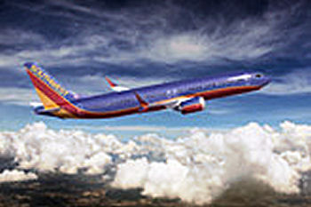 Southwest Airlines Boeing 787 Max