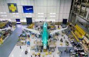 Boeing 737Max Line
