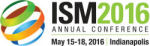 ISM 2015 Conference Logo