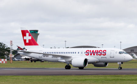 Swiss Maiden CS100